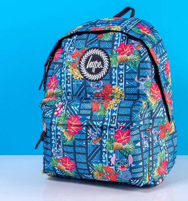 Disney Lilo & Stitch Aztec Backpack from Hype