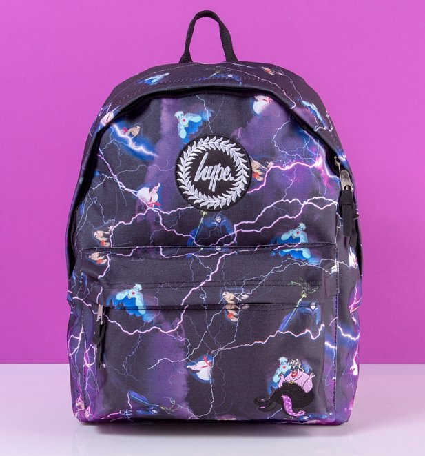 Disney Villains Lightning Backpack from Hype