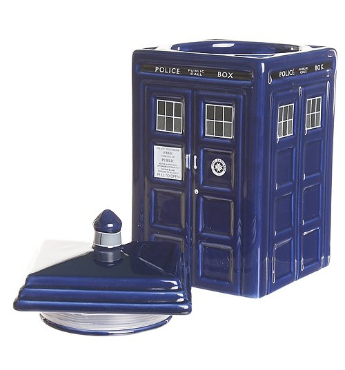 Doctor who ceramic tardis cookie jar - Tardis cookie jar ...