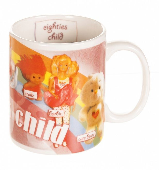 Eighties Child Mug