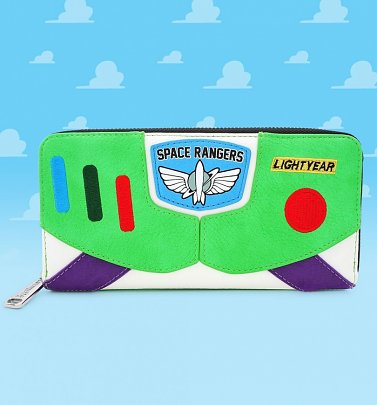 Loungefly x Disney Buzz Lightyear Wallet