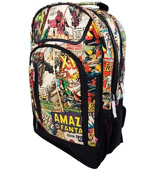 Large Marvel Backpack