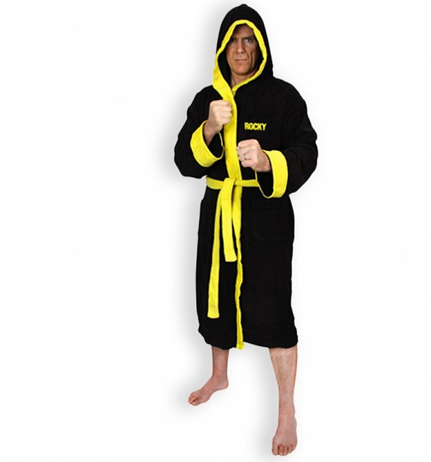 Men's Rocky Dressing Gown