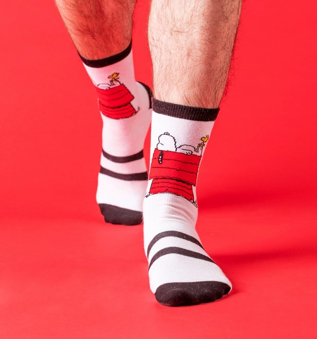 2pk Snoopy Socks