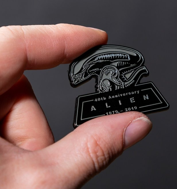 Alien 40th Anniversary Limited Edition Pin Badge