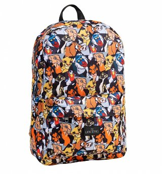 All Over Print Disney Lion King Backpack