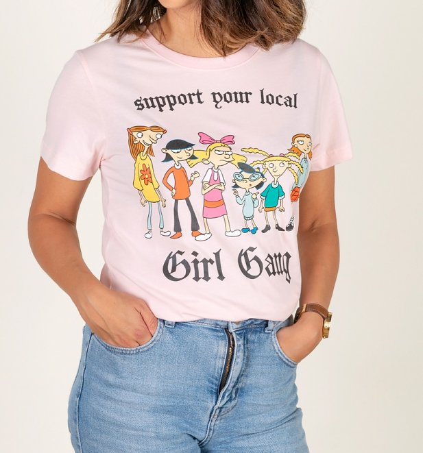 Hey Arnold Girl Gang T-Shirt from Cakeworthy