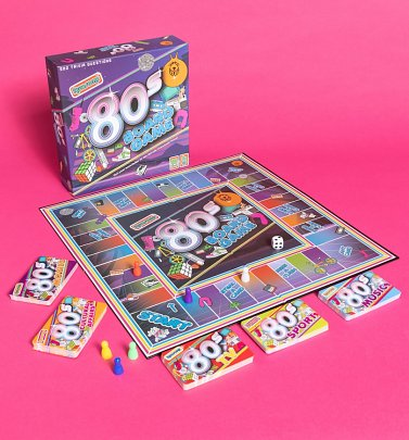 Awesome 80s Board Game