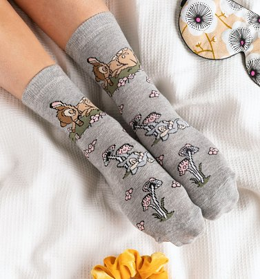 Bambi and Thumper Socks