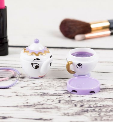 Beauty And The Beast Disney Mrs Potts & Chip Lip Balm Duo