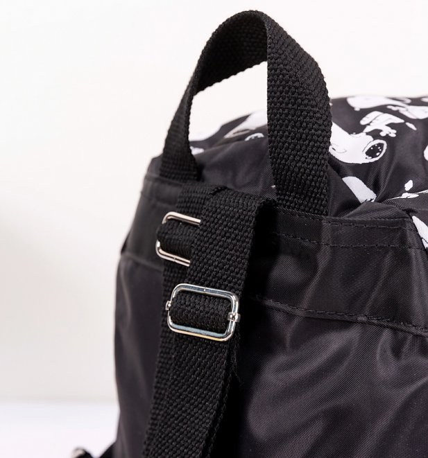 Black And White Peanuts Mini Backpack