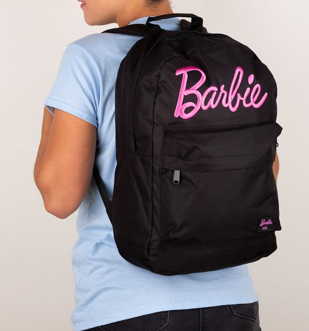 Black Barbie Backpack from Spiral 69b2835b78