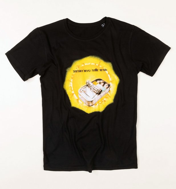 Black Beastie Boys Hello Nasty T-Shirt