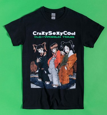 Black CrazySexyCool TLC T-Shirt