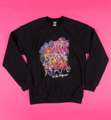 Black Jem and the Holograms Band Sweater