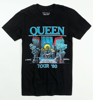 Black Queen 1980 Tour T-Shirt