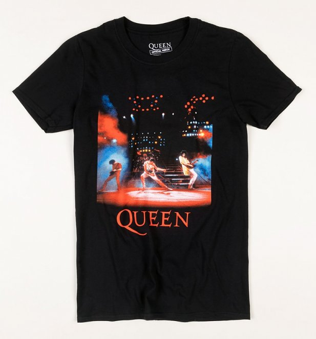 Black Queen Spotlight T-Shirt