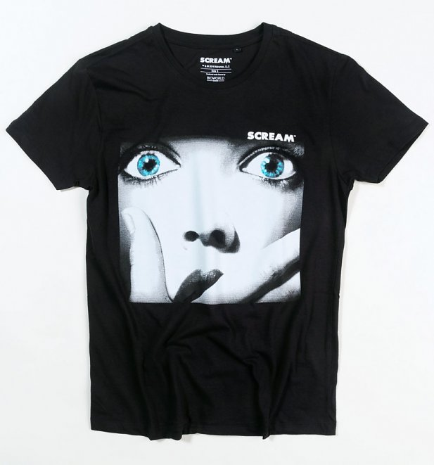 Scream Poster T-Shirt