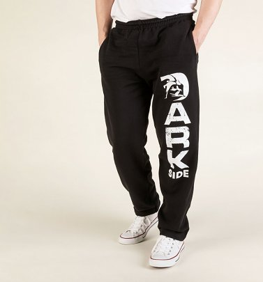 Black Star Wars Darth Vader Dark Side Joggers