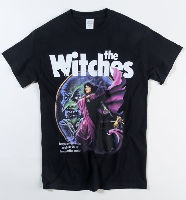 The Witches T-Shirt from Homage Tees