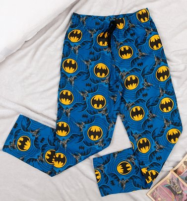 Blue Batman Loungepants