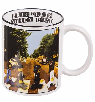 Bricklets Abbey Road Mug