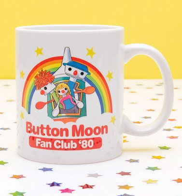 Button Moon Fan Club Mug