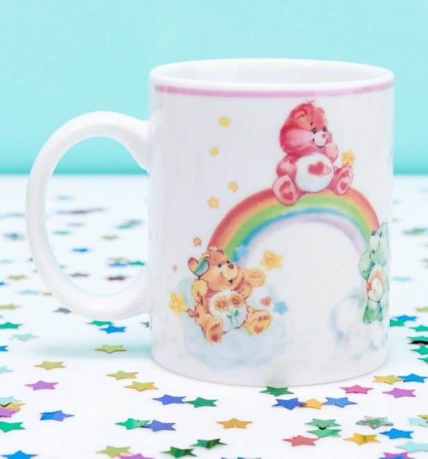 Care Bears Clouds Mug