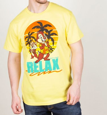 Chip 'N' Dale Relax T-Shirt