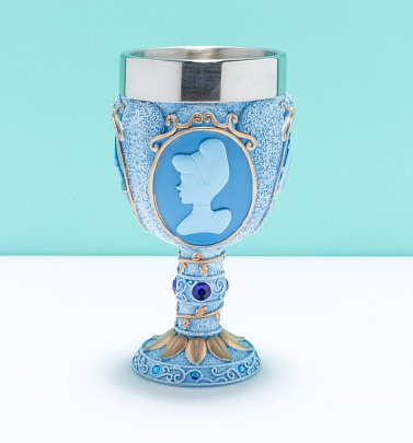 Cinderella Disney Castle Decorative Goblet