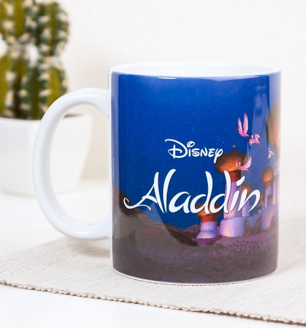 Classic Disney Aladdin Flying Carpet Mug