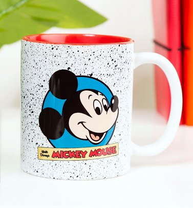 Classic Disney Mickey Mouse Mug