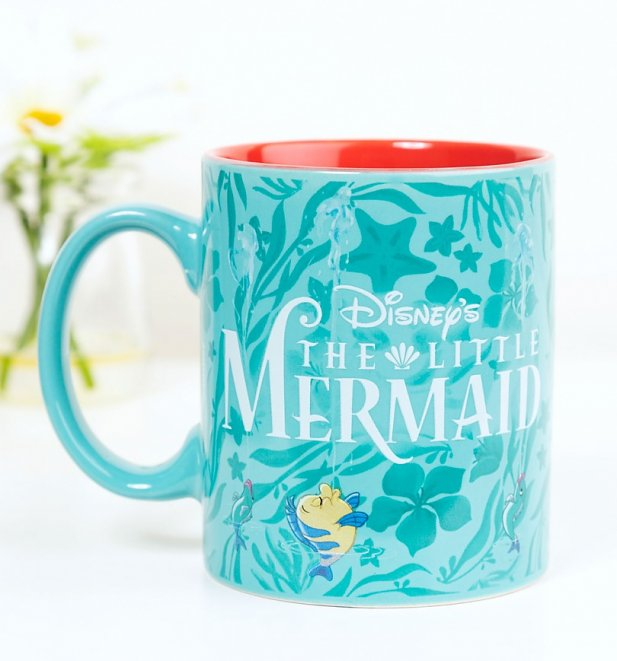 Classic Disney The Little Mermaid Mug