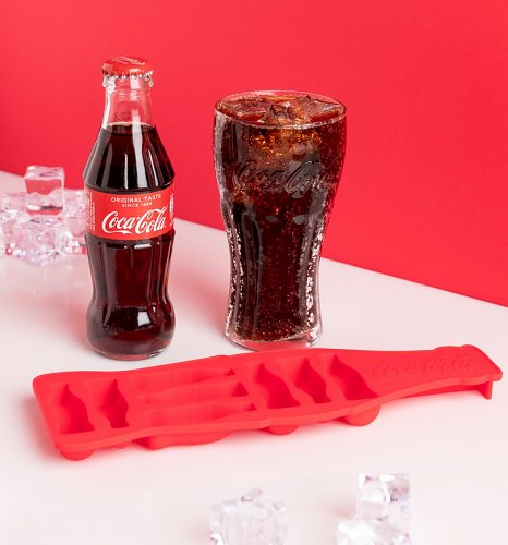 Coca Cola Ice Cube Tray Gift Set