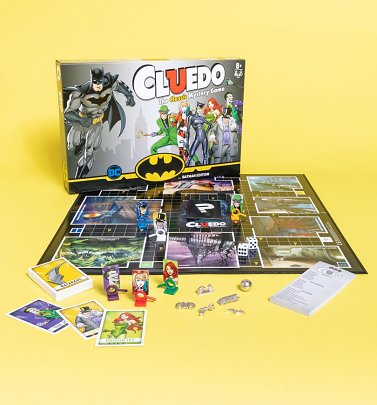 DC Comics Batman Cluedo