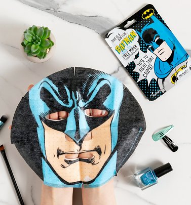 DC Comics Batman Face Mask