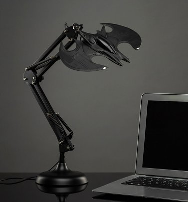 DC Comics Batman Posable Desk Lamp