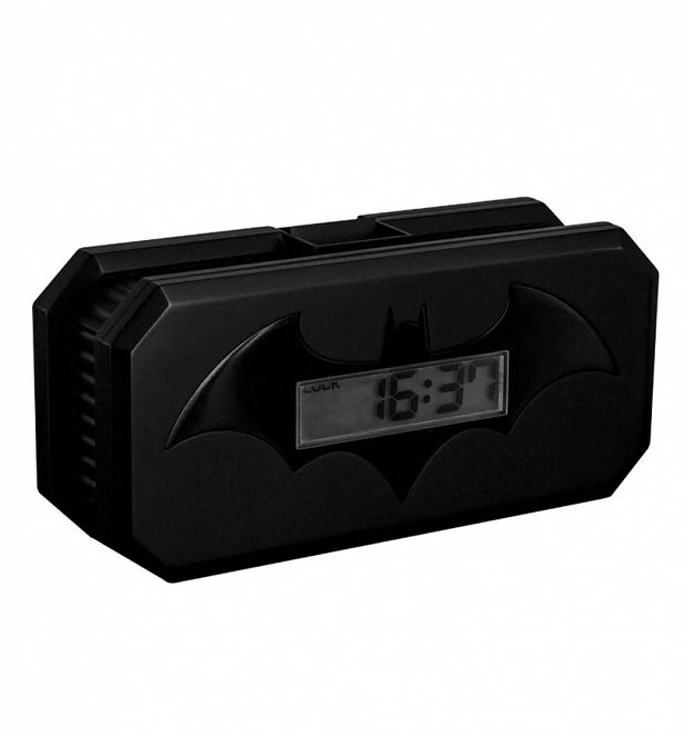 DC Comics Batman Projection Alarm Clock