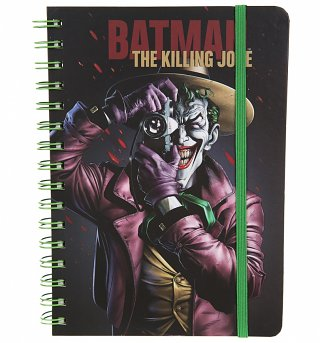 DC Comics Retro Batman Killing Joke A5 Notebook