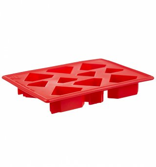 DC Comics Superman Silicone Ice Cube Tray