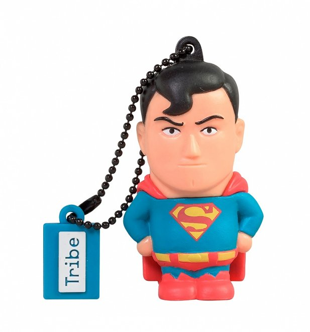 DC Comics Superman USB 8GB Memory Stick