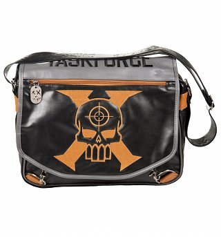 DC Comics Taskforce X Suicide Squad Messenger Bag