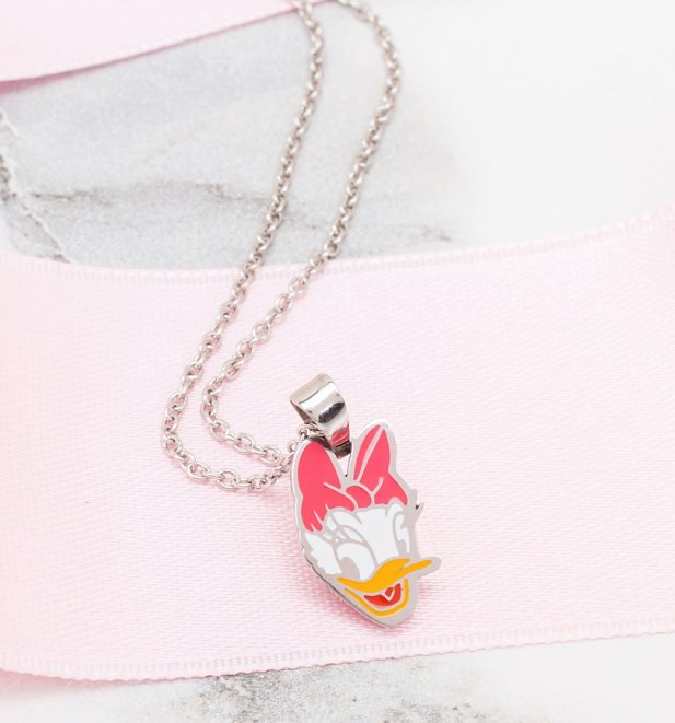 Daisy Duck Necklace