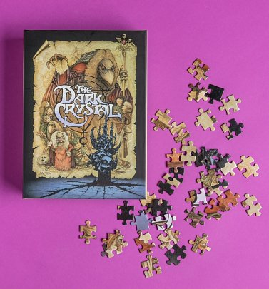 The Dark Crystal 500 Piece Jigsaw Puzzle