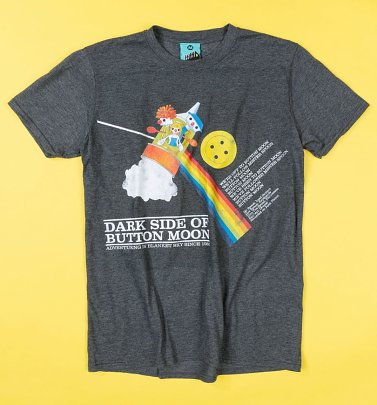 Dark Side of the Button Moon T-shirt