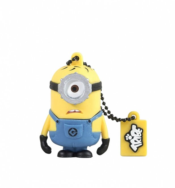 Despicable Me Carl Minions 8GB USB Memory Stick