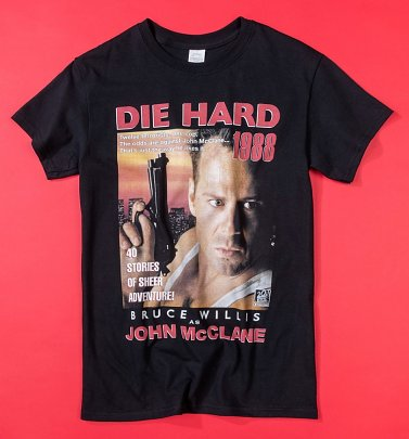Die Hard T-Shirt from Homage Tees