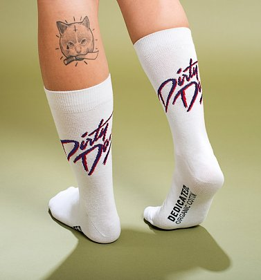 Dirty Dancing Logo Socks from Dedicated