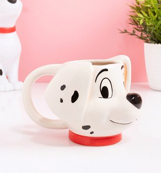 Disney 101 Dalmatians Shaped Mug