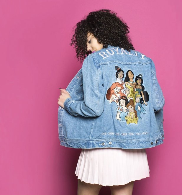 Disney Princess Denim Jacket from Cakeworthy
